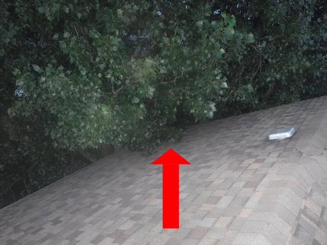 contact with Roofing